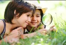 Spring Learning Activities for Kids! / Find ways to keep little ones learning as they enjoy the season of #spring!