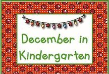 December in Kindergarten / All things December!  Pin for all special days, not just Christmas - there's Hanukkah, Kwanzaa, Ramadan, first day of Winter, Boxing Day, and even New Year's Eve!  If you would like to pin to this board, please send me a message at Lmburns2@gmail.com.