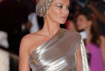 Celebrity Head wraps / Famous and well known people rocking the turban and headwrap look.