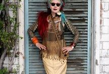 Aging (Dis?)Gracefully - Fashion after 50