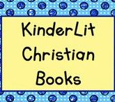 KinderLit Christian Books / Here are page samples from our Christian books.