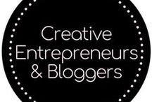 Creative Entrepreneurs & Bloggers / Amazing bloggers sharing info on entrepreneurship / blogging / monetization / SEO. Email me at admin@mintglow.com or send me a message on Pinterest to join :)