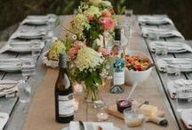 Party decor / by Melissa Witmer