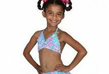 Swimsuits and swimwear / Girls and boys swimwear and accessories / by SophiasStyle