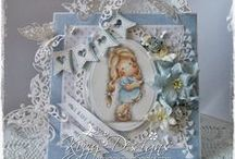 Some of My Best Creations / Some of my Handmade cards x