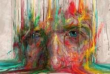 ~ Art Pins ~ / ~ All art is but imitation of nature ~    / by Tony Baldino