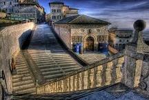 ~ Italia ~ / ~ I long to be at home wherever I find myself ~   / by Tony Baldino
