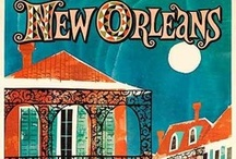 I MISS NEW ORLEANS / Classic images of the Crescent City / by Dawn Trimmer