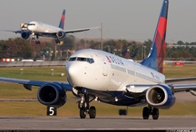 Delta~Where I worked! / I started with Delta Air Lines as a Flight Attendant on July 31st, 1989 and retired after 23 years on September 1st, 2012.