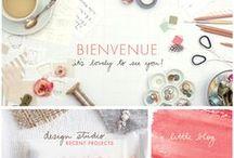 Web + Blog + App / by Alicia · Moscaluna