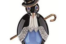 P is for penguin, polarbear & panda
