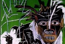 Basquiat e Andy Warhol / by Luiz Carlos Pedrosa