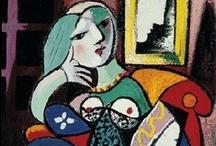 Pablo Picasso / by Luiz Carlos Pedrosa