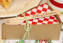 Christmas Gift Ideas / Holiday gift giving ideas and party treats. 