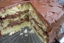 Veggie cakes / by Lekker Vegetarisch