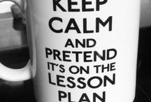 Teaching + Classroom Organisation