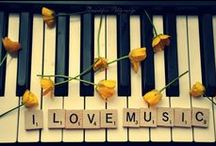 ♬ ♪ ♩ ♫ Music ♬ ♪ ♩ ♫ / I ❤ all kinds of Music / by ☪ᏕᏂÅz *⁀ღ