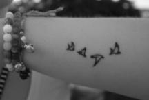 Tattoos & piercings  / by Caroline Gerencser