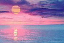 *Sunrise*Sunset* / by ☪ᏕᏂÅz *⁀ღ