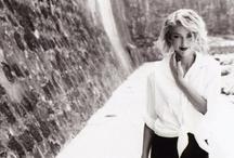 Style Icons   / Kate Middleton. Zoe Saldana. Blake Lively. Nikki Reed.  Julianne Hough. Amber Heard. Kate Beckinsale. Dianna Agron. Rachel Bilson.  / by Laura Crawford