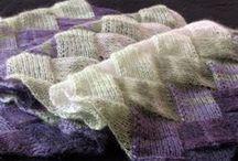 Brioche, Double Knitting, Entrelac, Mosaic etc