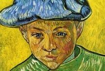 Vincent van Gogh / by Luiz Carlos Pedrosa