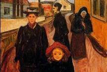 Matisse, Munch, Degas e...... / by Luiz Carlos Pedrosa