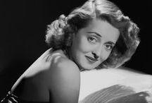 ♡Bette Davis♡ / Old age is no place for sissies. Bette Davis / by ☪ᏕᏂÅz *⁀ღ