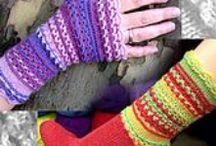 Knitting/Crochet - Accessory Sets - They Match!