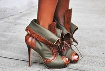 Head Over Heels / Shoes, shoes and more shoes / by Holly Bridges