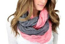 Fabulous Scarves / Scarves are so fun!