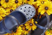 Crocs   Spring in Your Step / Put a Spring in your step!  Check out our spring style board.