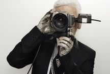 Karl Lagerfeld Photography&Fashion / by Felicia