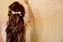 Hair / by Caroline Gerencser