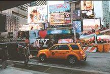 New York / by Alicia · Moscaluna