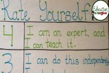Student Reflection / Such an important skill for students to learn.