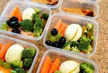 Lunch Box / Nothing but good stuff in my lunchbox!