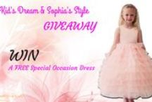 Giveaway / Contests and giveaways / by SophiasStyle