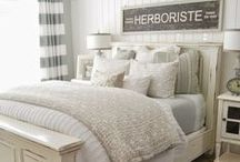 *{home} Bedrooms / Bedrooms, bedrooms and more bedrooms! / by Cami @ The Crafting Nook