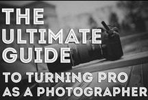 Photography-  Useful Tips & Tutorials / Interesting and unique concepts for different portraits and family photos.  / by Jacquelyn Maines