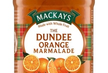Mackays Marmalades / Mackays marmalades are made the authentic way in open copper pans, using the highest quality bitter Seville oranges and Spanish citrus fruits.