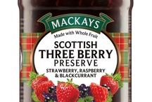 Mackays Preserves  / Mackays preserves are made the authentic way in open copper pans, using the highest quality Scottish soft fruit.
