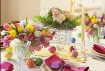 Inspired by Easter / Some lovely ideas for Easter.
