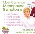 Macafem for Menopause / Macafem is a 100% natural supplement that alleviates health disorders in women related to hormonal imbalance such as menopause, PMS, reduced libido, poor immune system, among others. For more information, please visit us at http://www.macafem.com.