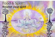 Spirit / ASPECT OF SELF:  Spirit  OTHER THEMES:  Connection, Purification, Clarification  FOODS:  Pure, Organic Foods, Foods to Encourage Detoxification, Sunlight, Oxygen, Love, Intention