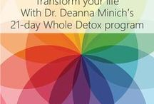 Classes, Webinars & Events / Dr. Deanna Minich offers monthly webinars, monthly classes, certifications and more!