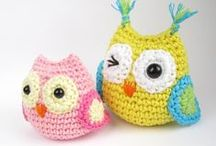 *{Crafty} Knitting and Crochet / by Cami @ The Crafting Nook