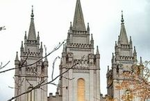 Everything LDS church / by Courtney Johnson