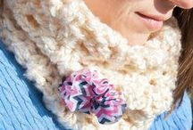 *{Crafty} Scarves / by Cami @ The Crafting Nook