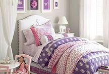 *{home} Girly Rooms / Dreaming about my Girl's perfect bedroom is something I never get tired of. I collect as many ideas as I can find! / by Cami @ The Crafting Nook